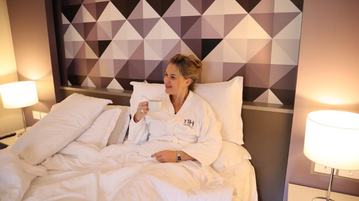 Hotel NH Curitiba The Five: Conforto e Excelente Localização